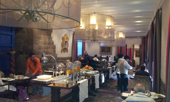 Palacio del Inka, A Luxury Collection Hotel, Cusco: DESAYUNO