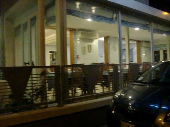 Hotel Albicocco: le restaurant
