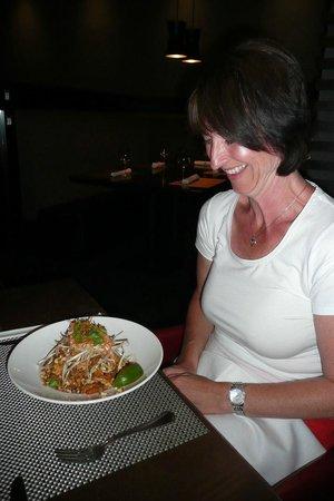 Prestons Restaurant + Lounge: Amazing noodles