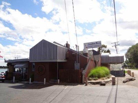 Junction Buoy: Exterior Of Restaurant