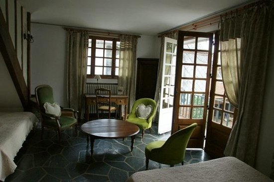 Auberge de l'Abbaye : Room #9