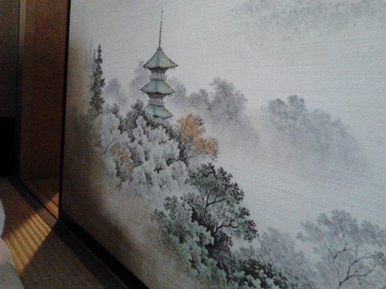 Nagomi Ryokan Yu: door