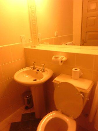 The Spanish Arch Hotel : bathroom