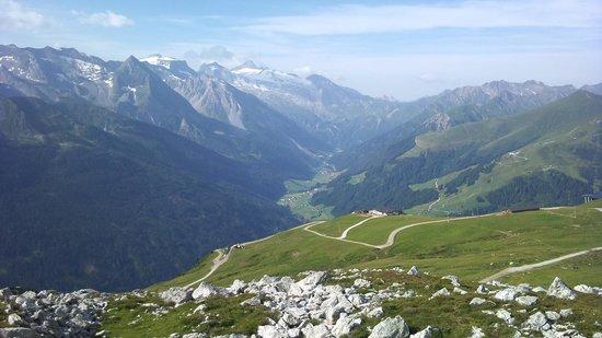 Hotel Alpin Spa Tuxerhof: Wanderung zum Rastkogel