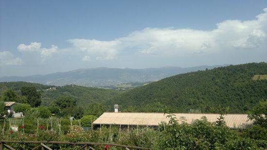 Agriturismo Santa Caterina: Il panorama