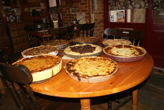 Restaurant L'Art Caddy : Les tartes salées...