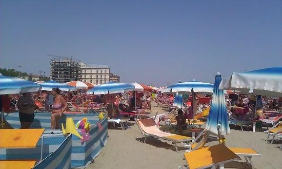 Bagno Corallo: La splendida spiaggia