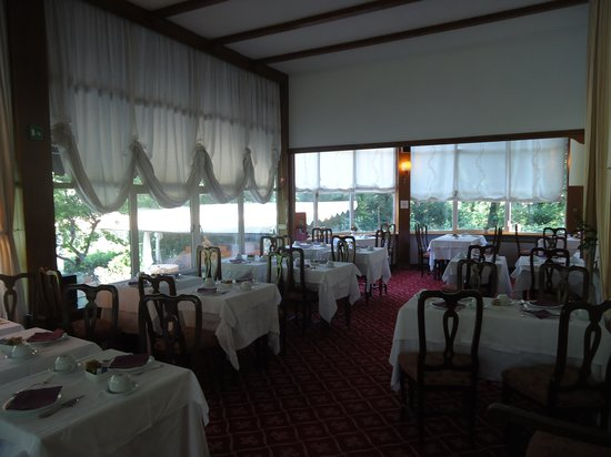 Villa Carlotta Hotel : Área do café da manhã