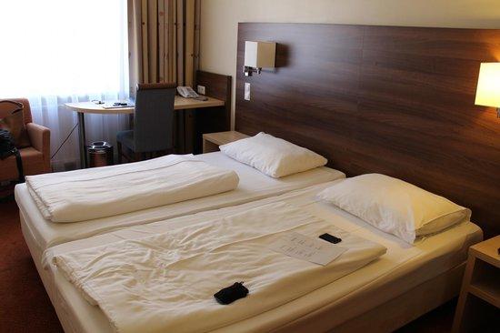Hotel Alpha: Habitación doble