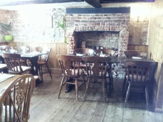 The Kings Head Restaurant: Restaurant