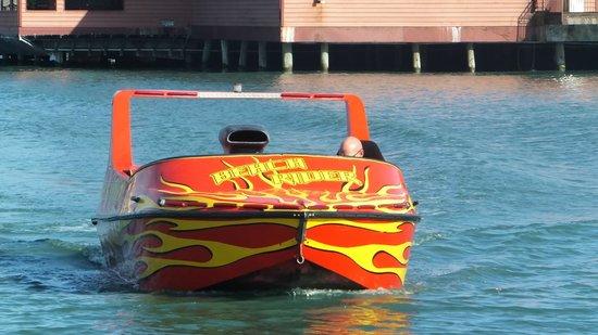 Beach Rider Boat