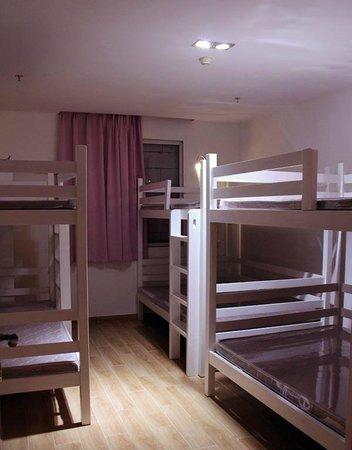 Lazy Gaga Hostel: 6人间