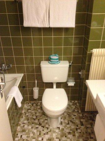 Hotel Bodenhaus: Der diskrete Charme der Sechziger Jahre...