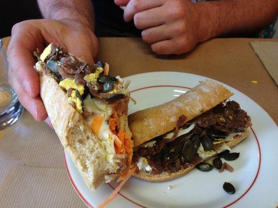 Epices ET Tout: sandwich