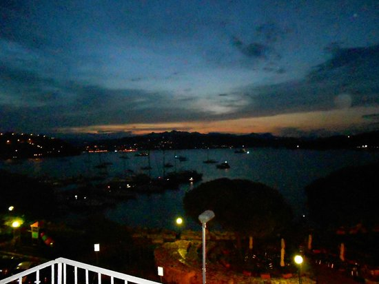 Hotel Belvedere : l'alba splendida!