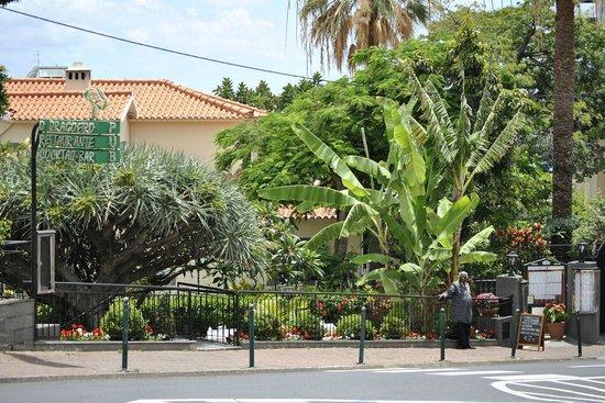 O Dragoeiro Restaurant in Hotel Quarter, Funchal
