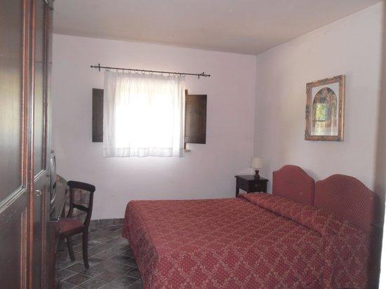 Country Hotel Poggiomanente : La nostra camera (N.4)