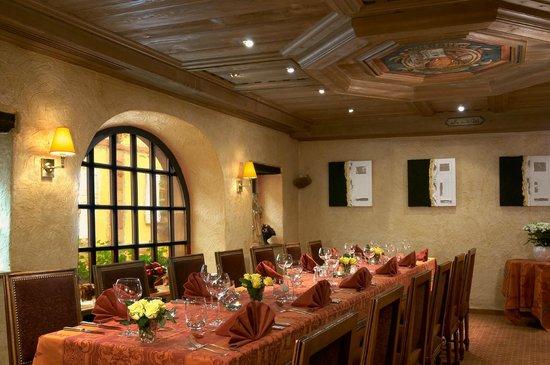 Restaurant Gastronomique : Salon Saint Odile