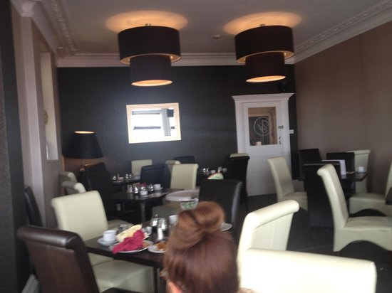 The York Hotel: The restaurant