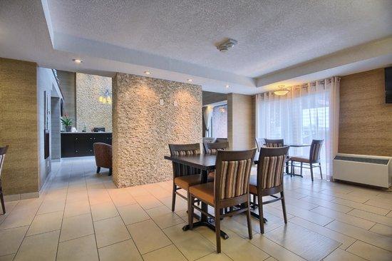 Comfort Inn : Dining Room
