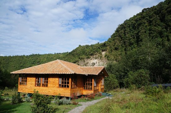 El Refugio de Intag Lodge: The new 4-room cabin