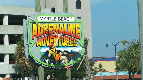 Myrtle Beach Zipline Adventures