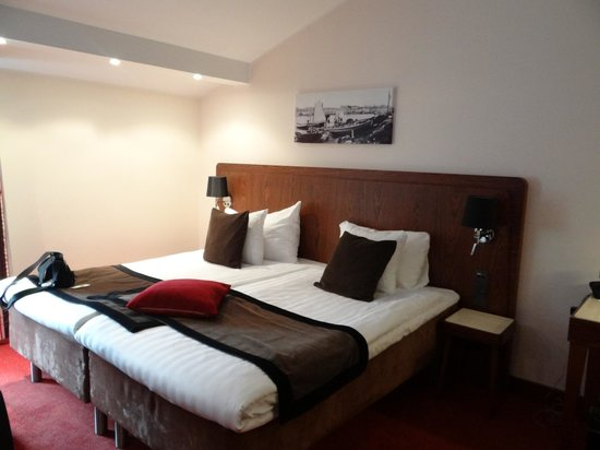 Hotel Katajanokka: Dobbleroom