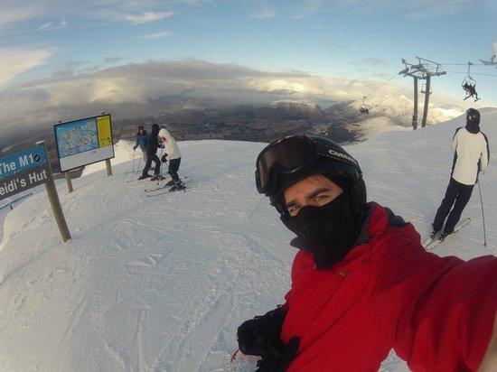Coronet Peak: Ponto mais alto da Montanha