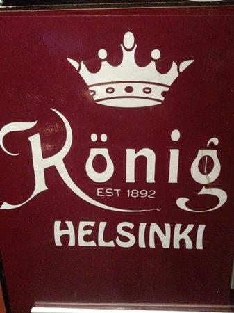 Restaurant Konig