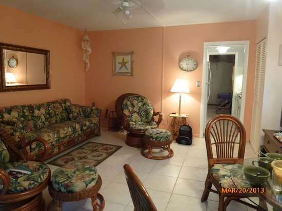 Colony Inn: prt C19 Colony resort, Sanibel Island