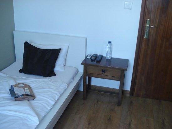 SEVEN Hostal & SPA: Einzelzimmer mit Meerblick