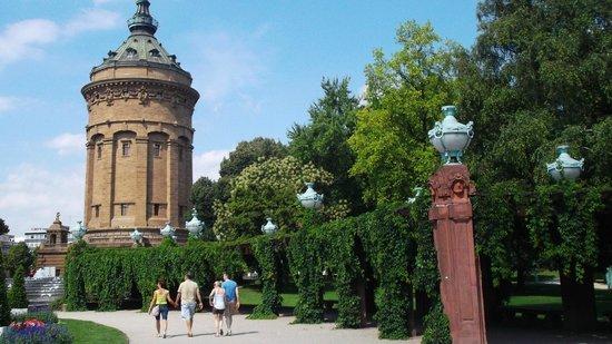 K Che Mannheim la torre foto di rosengarten mannheim mannheim tripadvisor
