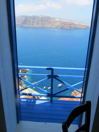 Esperas: A room with a view!