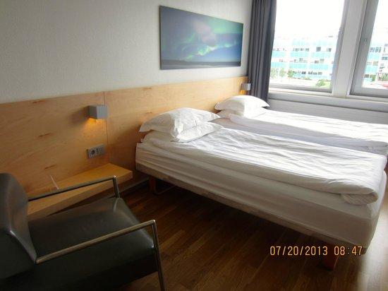 Icelandair Hotel Reykjavik Natura: My room