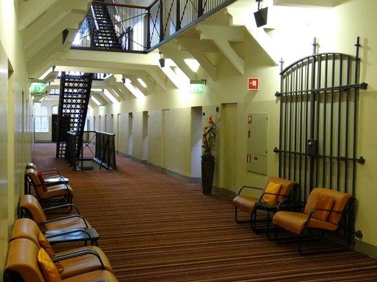 Hotel Katajanokka: Hallway