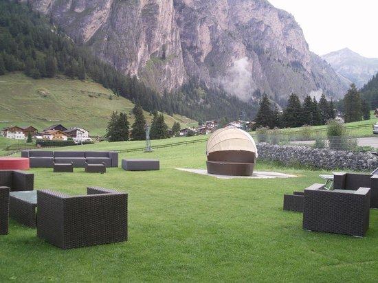 Hotel Miravalle: Giardino