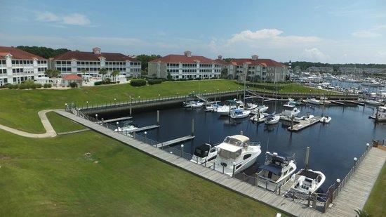 Holiday Inn Express N. Myrtle Beach-Little River: Marina  Daytime