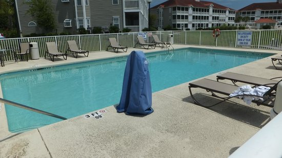 Holiday Inn Express N. Myrtle Beach-Little River: Pool