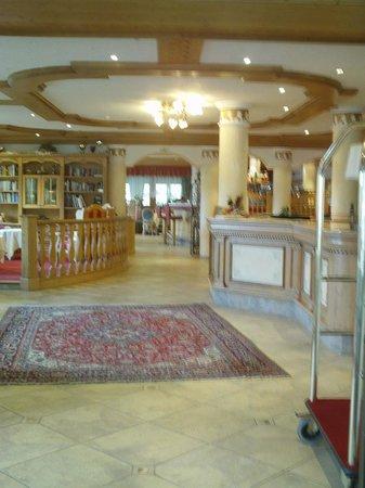 Hotel Miravalle: Entrata