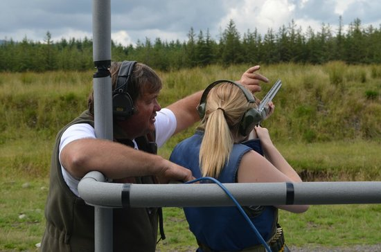 Rookin House Activity Centre: The instructors will even have novices like my girlfriend hitting the clays