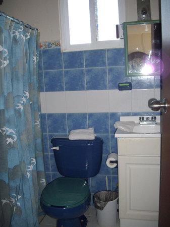 Punta Piedra: Bathroom number 2