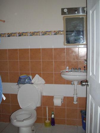 Punta Piedra: Bathroom 1