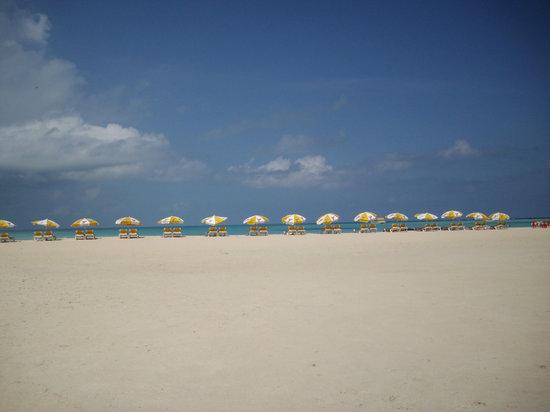 Punta Piedra: North beach