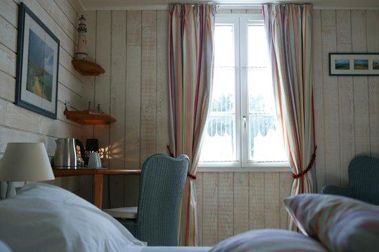Hotel La Désirade - Relais du Silence : Chambre Coup de Coeur La Désirade - Belle île