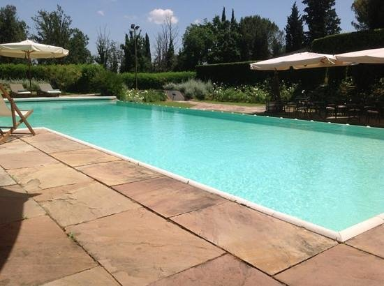 Hotel La Collegiata: Pool
