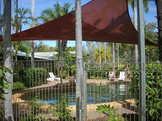 Cooinda Lodge Kakadu: pool