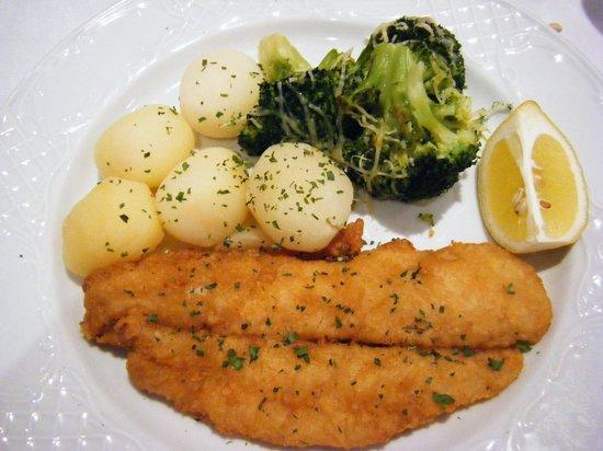 Hotel BlueSense Villajoyosa: que rico pescado