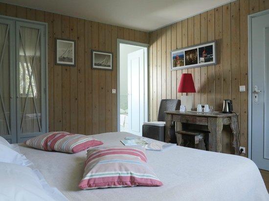 Hotel La Désirade - Relais du Silence : Chambre Cosy Hôtel La Désirade