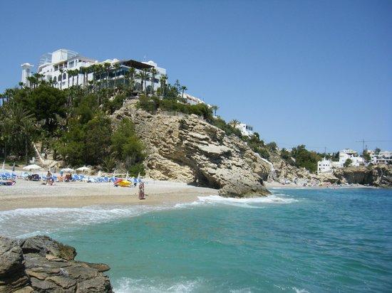 Hotel BlueSense Villajoyosa: dos playas hotel y nudista