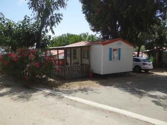 Camping La Tour Fondue : mobil home